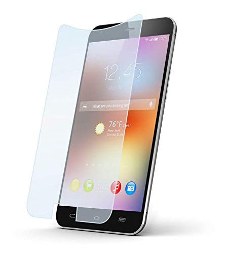TNB TGU55 Protector de Pantalla de Cristal Templado Universal para Smartphone de...