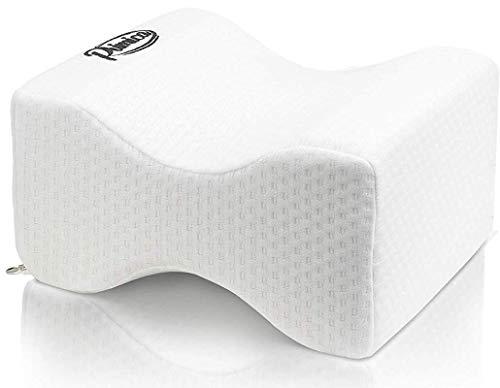 Primica Knee Pillow - Premium Pain Relief Leg Pillow - Stronger, Bigger and Way More Comfortable Memory Foam Knee Pillows