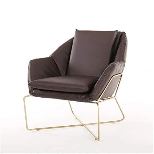 Art Sofa Freizeit Einzelsofa Stuhl Studio Cafe Modern Minimalistisch Designer Lounger Sofa Stuhl, Wohnzimmer Sitzsäcke
