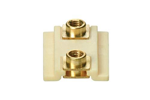 drylin® N Führungsschlitten iglidur® J NW-02-17 P/H=6mm/ A=9,6mm/ C=20