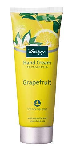 クナイプ(Kneipp) クナイプ ハンドクリーム グレープフルーツの香り 75ml