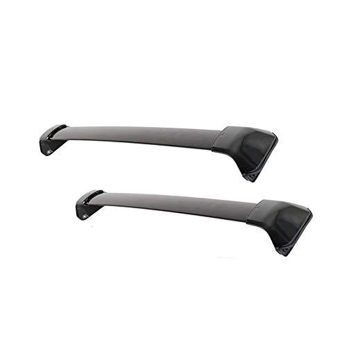 JPVGIA Coche Barras de Techo Compatible con Honda CRV CRV 2012 2013 2014 2015 2016 RM Par OE Estilo de Aluminio for techos Bandeja Superior de la Barra Cruzada