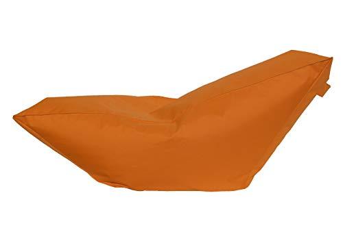 Esidra Chaise Longue Design ergonomico, Tessuto, 60 x 85 x 80 cm
