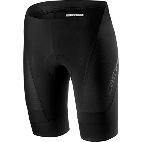 Castelli Endurance 2 Short - Men's Black, covid 19 (Castelli Cycling Shorts coronavirus)