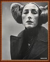 ポスター フランソワ ロトゲール Darja Richter Visionaire n19 額装品 ウッドハイグレードフレーム(ナチュラル)