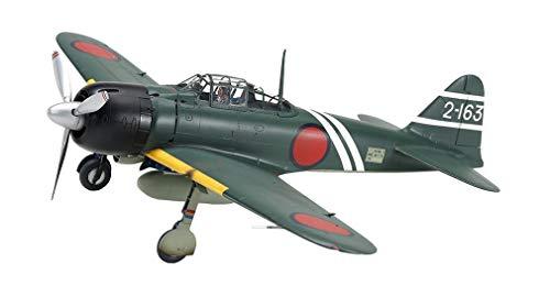 タミヤ 1/48 マスターワークコレクション No.97 三菱 零式艦上戦闘機 二二型甲 第201航空隊 2-163 塗装済み...