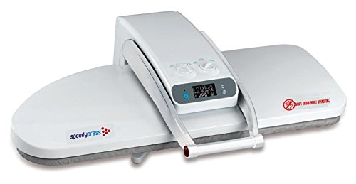 Speedy Press Digital Ironing Steam...