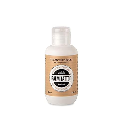 Balm Tattoo Gel Limpiador de Tatuajes, Hidratante - Para Pieles Tatuadas Sensibles - 100 ml