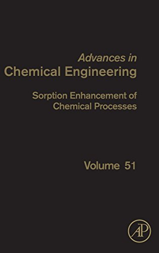 Sorption Enhancement of Chemical Processes (Volume 51) (Advances in Chemical Engineering, Volume 51, Band 51)