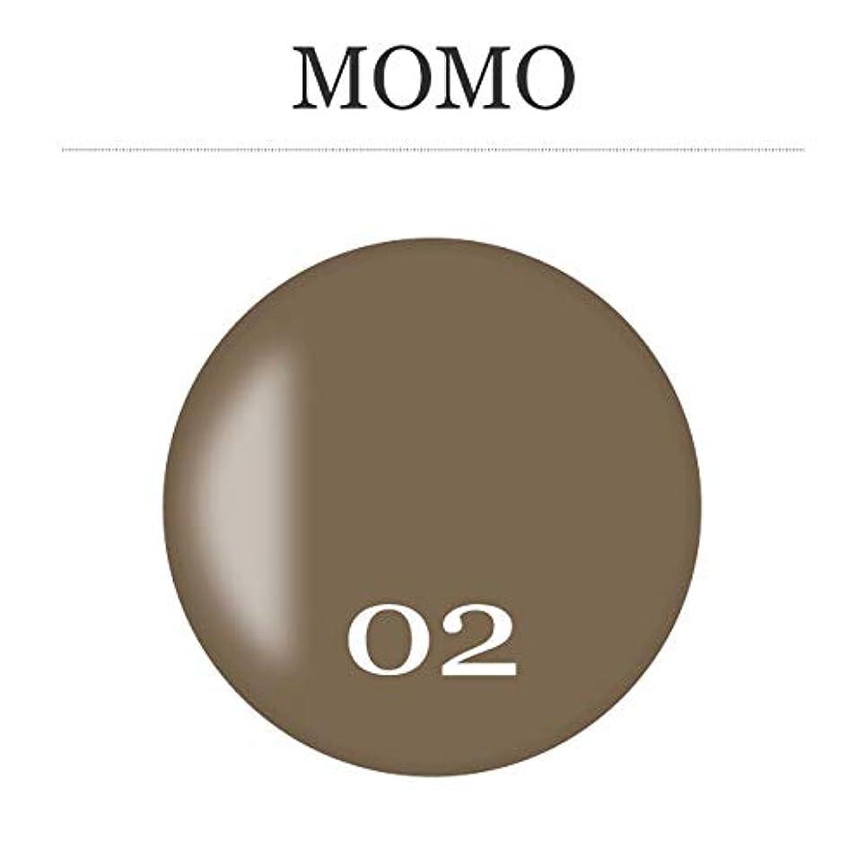 サイドボード勇敢なファーザーファージュカラージェル MOMO-02 by nail for all