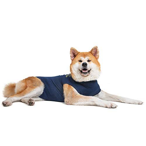MPS Medical Pet Shirt, Hund, Blau, für extra große Hunde