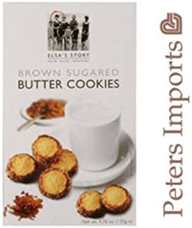 elsa's story butter cookies