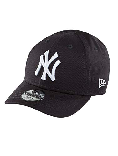 New Era JR Essential 9Forty Kids Adjustable Cap NY Yankees Dunkelblau, Size:Child