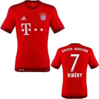 FC Bayern Ribery Trikot Home 2016, XXXL