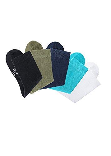 CLF-Socken (5er-Pack) - bonprix. (27-30)