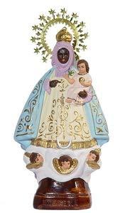 El Sendero, Sano y Natural Imagen Virgen de Regla escayola 17 cm (Yemanja) Chipiona, Cadiz