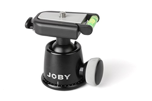 Joby Gorillapod SLR-Zoom Ballhead - Rótula, negro
