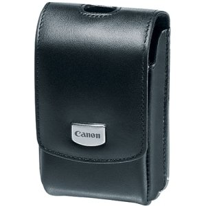 Canon Psc 3200 - Case For Camera - Leather - For Powershot S110, S120, S90, S95, Sx210 Is, Sx230 Hs, Powershot Elph 340 Hs Product Type: Supplies & Accessories/Camera Carrying Cases