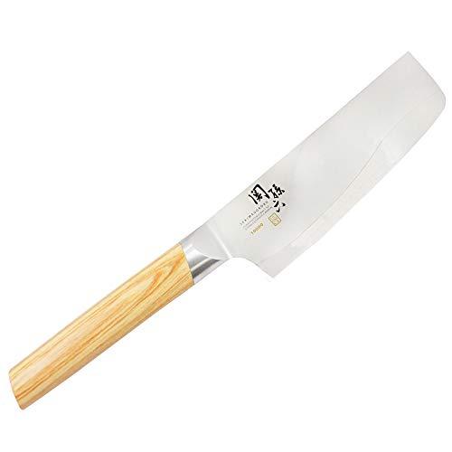 貝印『関孫六菜切包丁165mm』