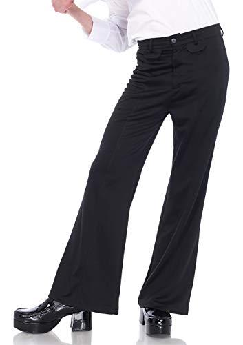Leg Avenue Men's Costume, Black, Small-Medium