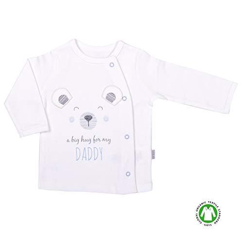 Sevira Kids - T-shirt - haut bébé mixte à manches longues - Daddy