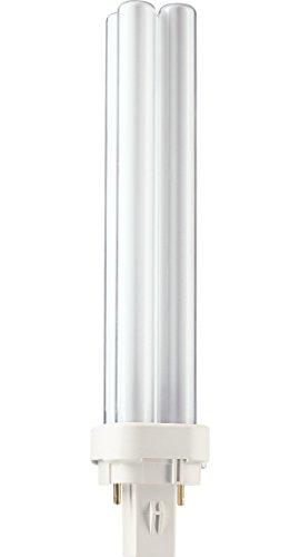 Philips Bombilla PL-C G24d-3 2, 26 W