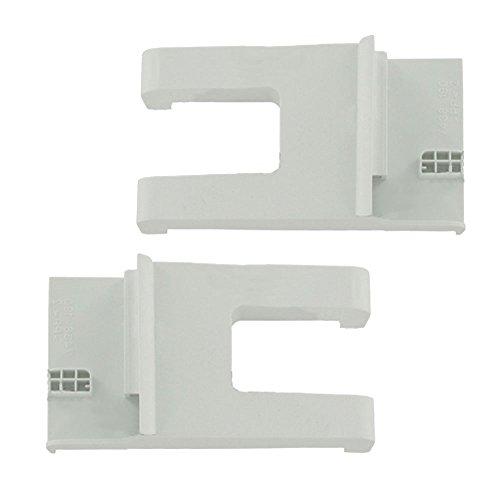 Liebherr echtem Kühlschrank Gefrierschrank Regal rechts & links Hand Unterstützung