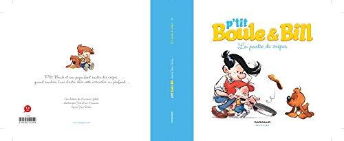 P'tit Boule & Bill, Tome 1