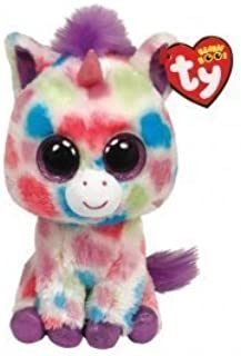 Ty Beanie Boos Wishful - Unicorn Large (Justice Exclusive)
