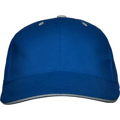 QCM Gorra Niño Personalizado Gorra Infantil Sombrero Personalizado Sombrero Niños Personalizado Niños Niñas Sombreros (Royal)