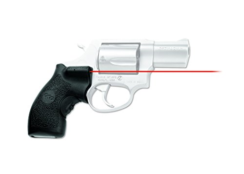 Crimson Trace Lasergrip for Taurus Small Frame Defender Series, Black