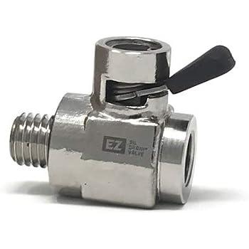 EZ Oil Drain Valve EZ-103 Drain Plug Size M12-1.25