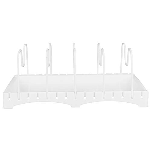 Storage Rack Stainless Steel Kitchen Accessory Pot Lid Rack Kitchen Shelf Multifunctional for Home Restaurant Kitchen