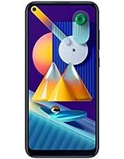 Samsung Galaxy M11 SM-M115F Akıllı Telefon, 32 GB, Siyah (Samsung Türkiye Garantili)