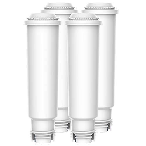 Waterdrop Claris F088 TÜV SÜD Zertifiziert Kaffee Filter, kompatibel mit Krups Claris F088 Melitta Pro Aqua, passt viele Modelle von AEG, Bosch, Siemens, Nivona, Melitta, Neff und mehr (4)