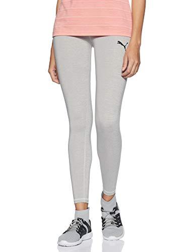 PUMA PUMA Damen Active Leggings Hose, Light Gray Heather, L