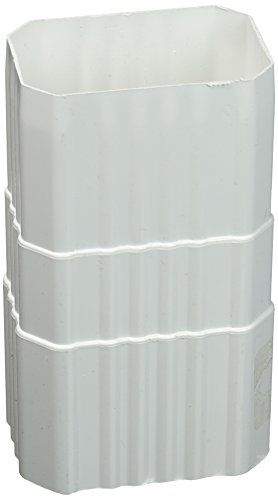 Genova produits blancs Downspout Coupler AW203