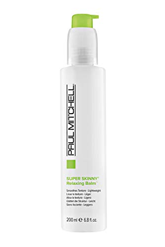 Paul Mitchell Super Skinny Relaxing Balm - glättender Haar-Balsam mit Anti-Frizz Effekt, Hair-Treatment für bessere Kämmbarkeit und Glanz - 200 ml