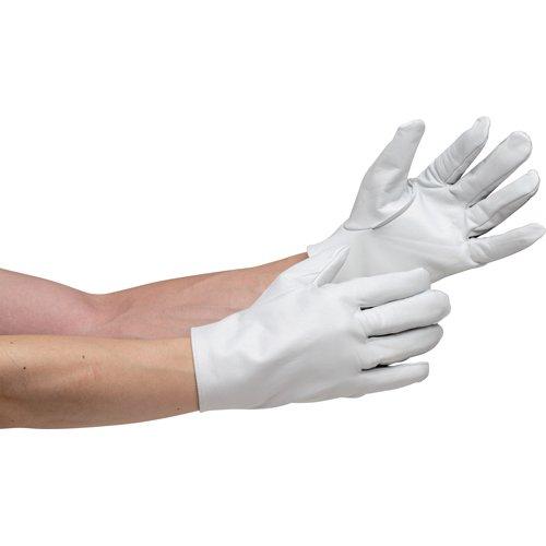ミドリ安全 牛表革手袋 MT-14D牛-白 MT14DGYUUW