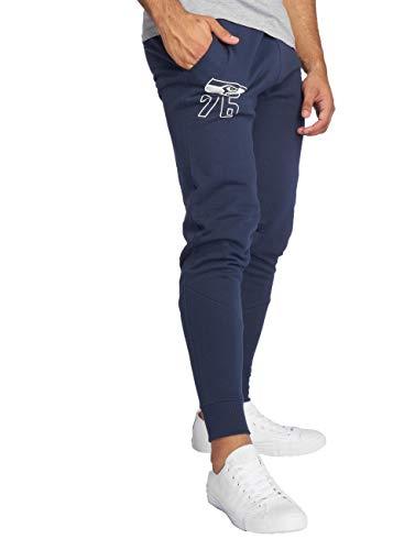 New Era Herren Hosen/Jogginghose Seattle Seahawks blau S