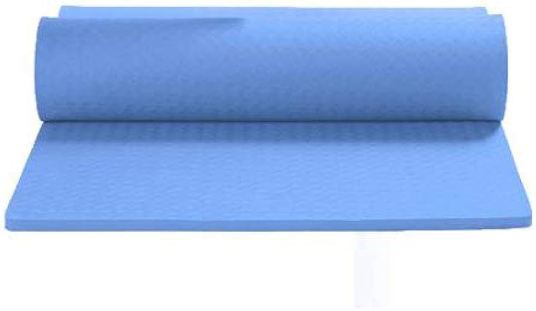 Yoga-Matte,übungsmatten, Pilates-Matten, Rutschfest weich Mehrzweck, Umweltschutz Verschleifest, 183  61 80cm