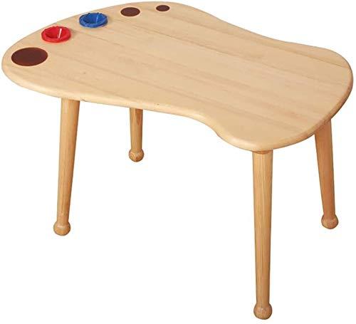 Tägliche Ausrüstung Kinder Schreibtisch und Stuhl Set Tisch und Stuhl Set Kinder Tisch und Stühle Set Modernes und stilvolles Design Sicheres und sicheres Material für Tagesstätten und Klassenzimme