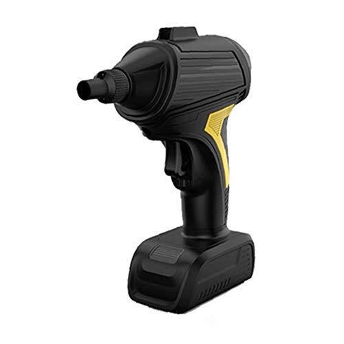 Neumático del compresor de Aire de la Bomba sin Cable 12v 150 PSI portátil con USB Digital Indicador de presión de Carga Herramientas de jardín