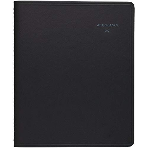 top 10 best 2021 4 2021 Weekly & Monthly Appointment Book & Planner by AT-A-GLANCE, 8