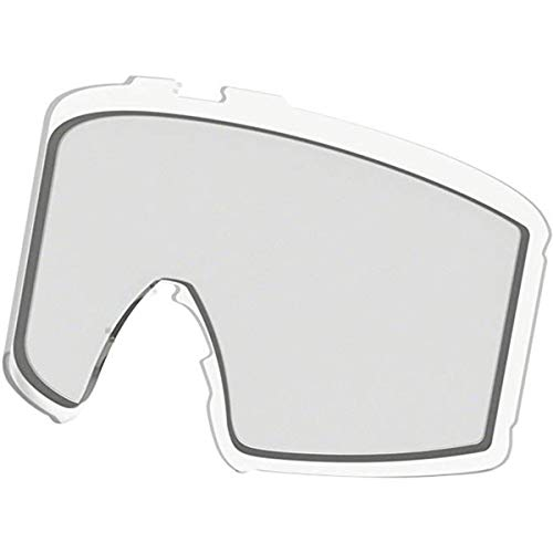 Oakley Line Miner XM Adult Replacement Lens Snowmobile Goggles Accessories - Clear/Medium