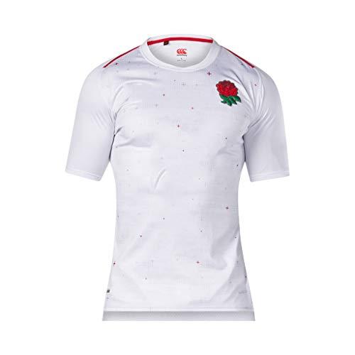 Pavilion 2019 Japan England Heim/Auswärts Männer Rugby-Trikots Tops Größe S-3XL (Color : Home, Size : S)