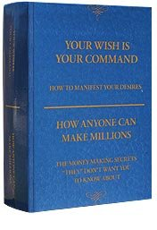 Your Wish Is Your Command - CD Series + MP3 Player