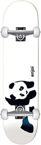 ENJOI 8.0 PANDA WHITEY SKATEBOARD KOMPLETT