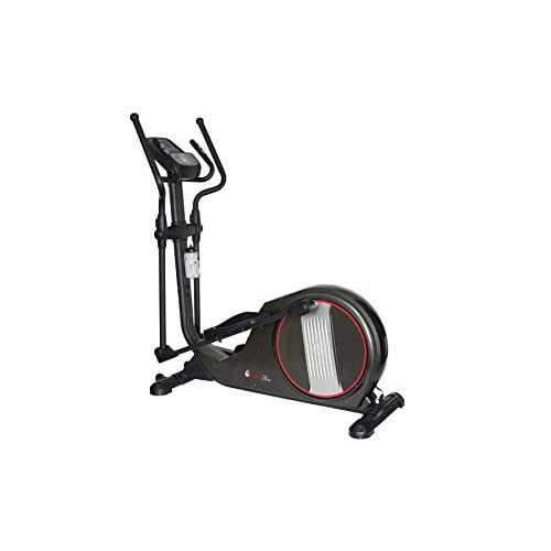 Branx Fitness Magnetic 'X-Fit' Cross Trainer – 14.5 KG Flywheel – 19.5″...