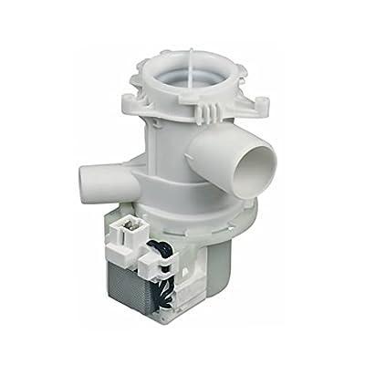 Genuine Beko Drain Pump Assembly for Beko WME, WMC & WML Series Washing Machines